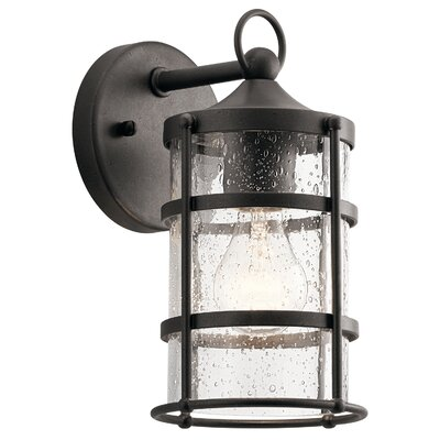 17 Stories Cowart Outdoor Wall Lantern