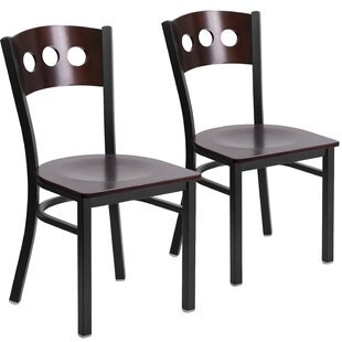 Chafin Dining Chair (Set of 2) Winston Porter