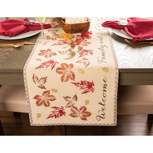 Thanksgiving Table Runners You'll Love in 2019 | Wayfair