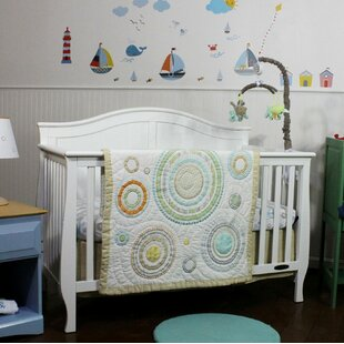 Read Reviews Elsmere 4 Piece Crib Bedding Set By Harriet Bee