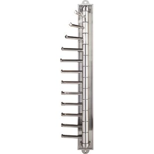 Price comparison Screw Mounted Cascading Tie Rack ByHardware Resources