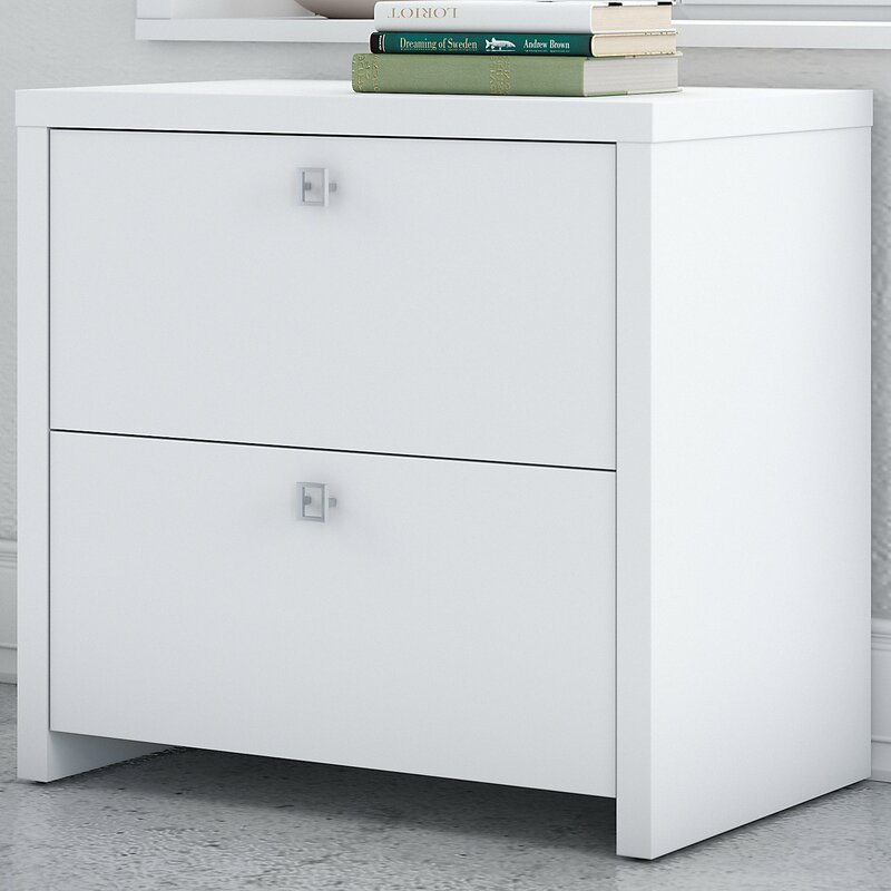 Echo 2 Drawer Lateral Filing Cabinet