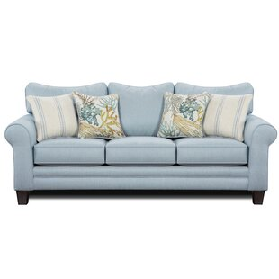Shop Champagne Sofa by Highland Dunes
