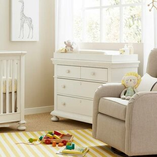 Smiling Hill 4 Drawer Dresser by Stone amp Leigh Furniture