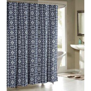 Daniel Shower CurtainShower Curtains   Joss   Main. Teal And Yellow Shower Curtain. Home Design Ideas