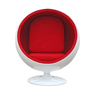 Compare & Buy Ball Balloon Chair by Fine Mod Imports Reviews (2019) & Buyer's Guide