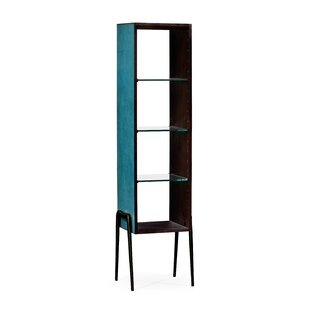 Legged Standard Bookcase by Jonathan Charles Fine Furniture