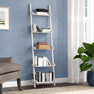 Saniyah Ladder Bookcase Zipcode Design