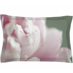 Cristina Mitchell 'A Single Peony' Floral Photography Sham