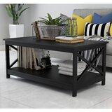 Brodea Coffee Table with Storage by Breakwater Bay