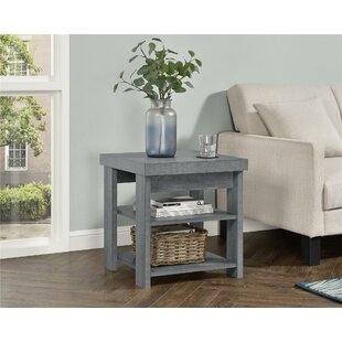 Best Reviews Viviene End Table By Zipcode Design