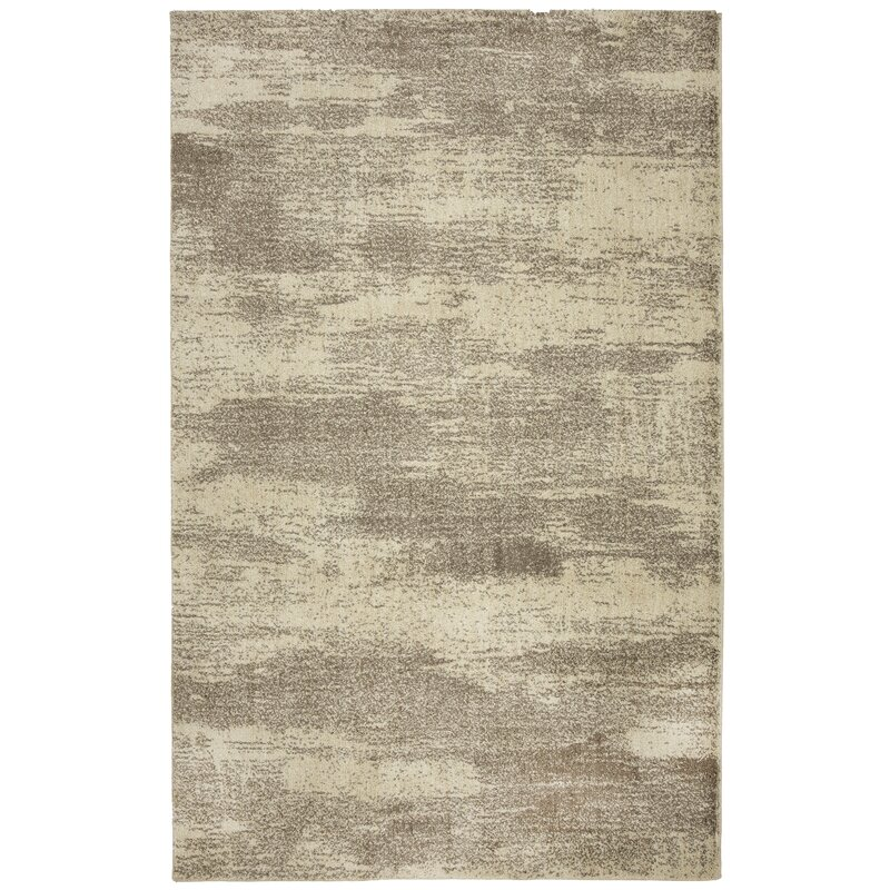 Williston Forge Feliciano Beige Brown Area Rug Reviews Wayfair