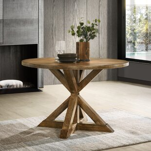 Leonila Cross-Buck Base Dining Table