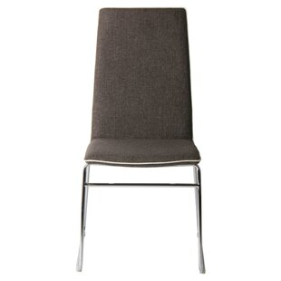 Offutt Upholstered Dining Chair by Williston Forge 2019 Sale