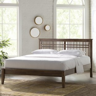 Devery Platform Bed by Mistana