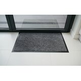 Stacy Dirt PVC Rubber Edged Barrier Doormat