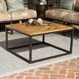 Lona Solid Wood Coffee Table