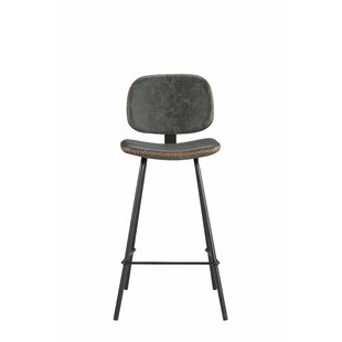 Farnum 38 Bar Stool (Set of 2) Ivy Bronx