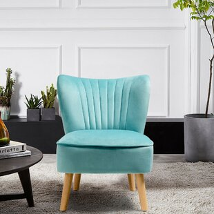 Mooneyham Velvet Side Chair