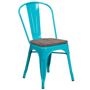 Ketcham Stackable Dining Chair Breakwater Bay