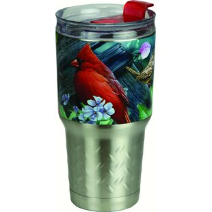 Second Birds 24 oz. Stainless Steel Travel Tumbler