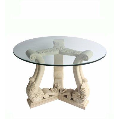 Clyda Round 29 Inch Table by Astoria Grand Find