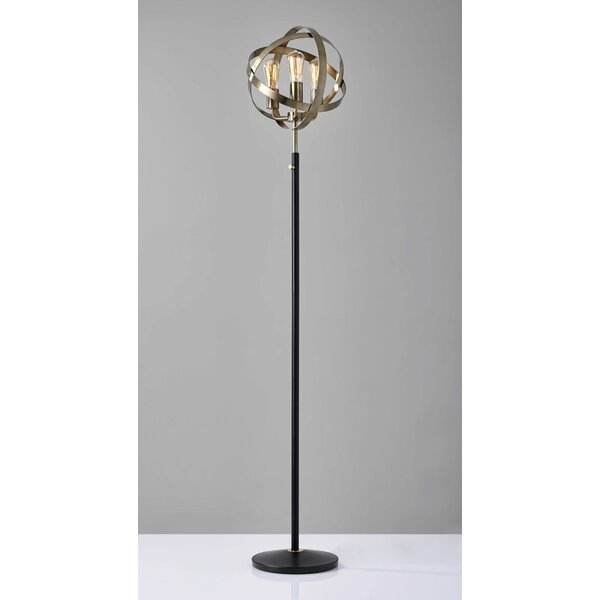 Annamarra 71 Novelty Floor Lamp by Orren Ellis