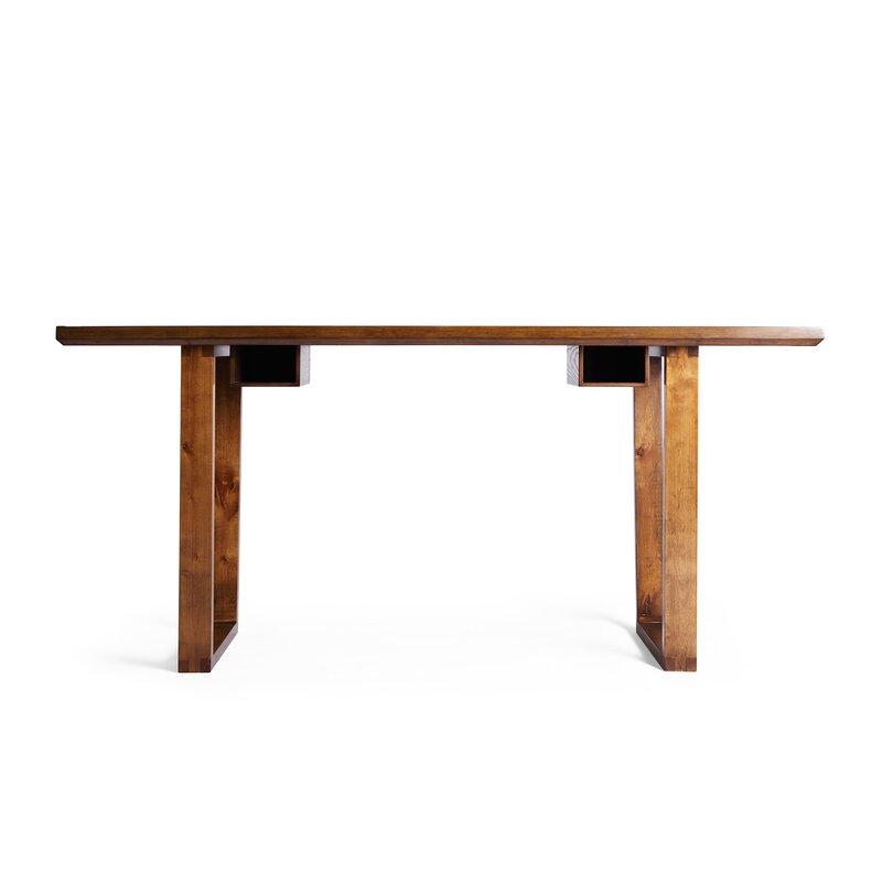 George Oliver  Bianchi Solid Wood Writing Desk