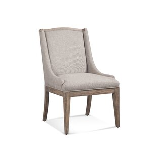 Siloam Upholstered Dining Chair Bungalow Rose