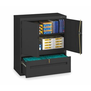Kriner Welded Storage Cabinet by Symple Stuff