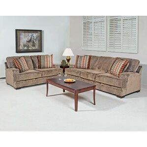 Configurable Living Room Set by Serta Uphols..