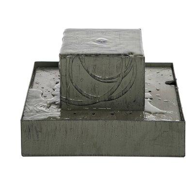 Image of Zen Metal Fountain Foreside Home & Garden
