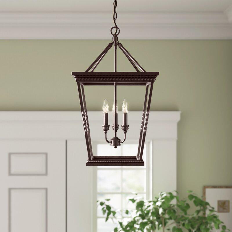 Hartwell 3 Light Lantern Pendant