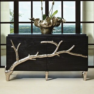 Branch 2 Door Accent Cabinet