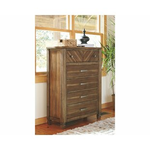Laila 5 Drawer Chest