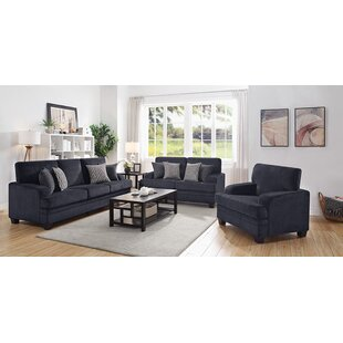 Affordable Price Mario Configurable Living Room Set by Longshore Tides Reviews (2019) & Buyer's Guide