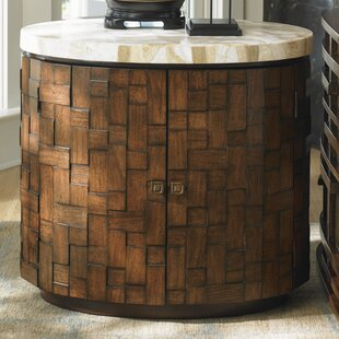 Island Fusion Banyan End Table