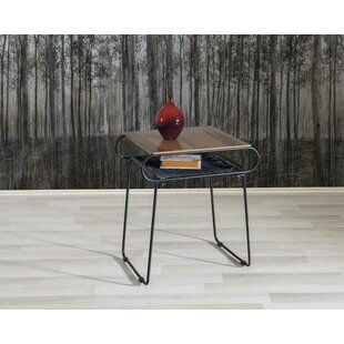 Borrego End Table by Williston Forge