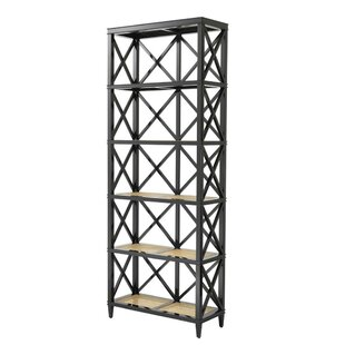 Best Price Bahamas Caned Etagere Bookcase by Eichholtz