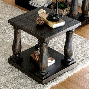 Hidalgo End Table by Canora Grey