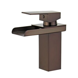 Pamplona Bathroom Faucet with Drain Assembly ByBellaterra Home