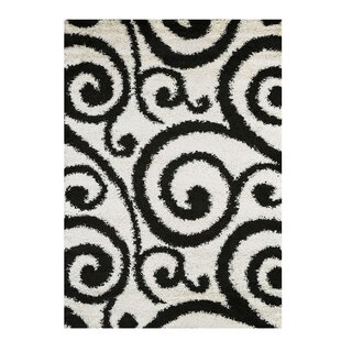 Compare & Buy Chertsey Black/White Indoor/Outdoor Area Rug By Fleur De Lis Living