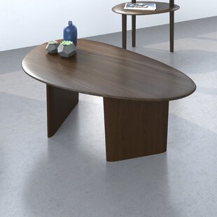 Orlo - Coffee Table - Toasted Walnut Finish