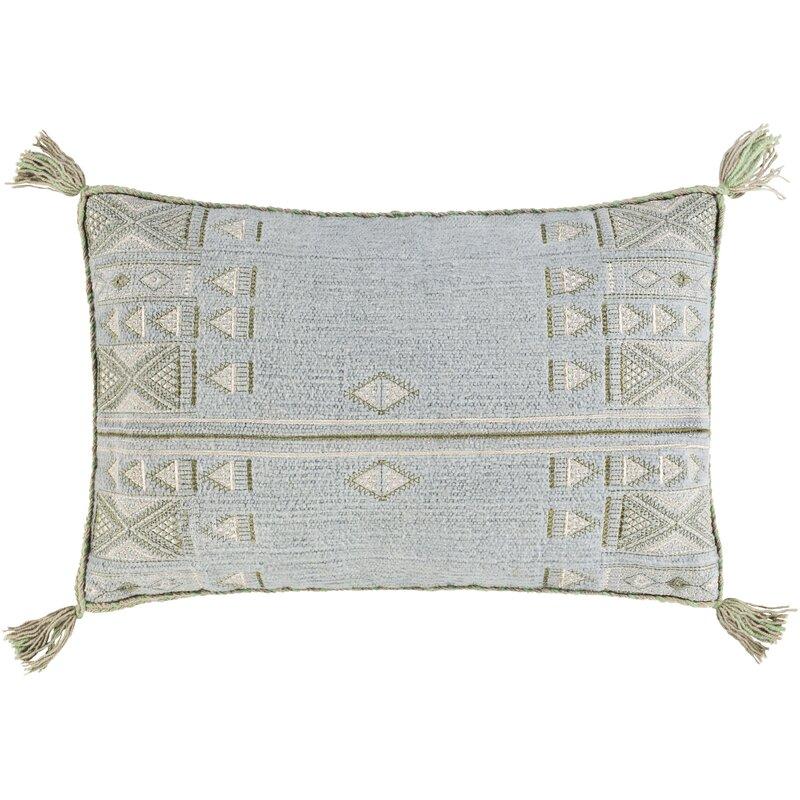 """Sabra RAB-001 14""""H X 22""""W Pillow Kit Geometric Pillow"""