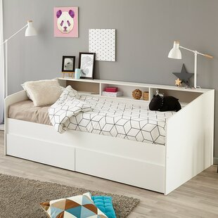 Sleep Twin Storage Platform Bed by Parisot