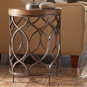 Gareloi Treasures End Table by Loon Peak