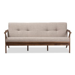 Best Wojtala Mid-Century Modern Sofa by Union Rustic Reviews (2019) & Buyer's Guide