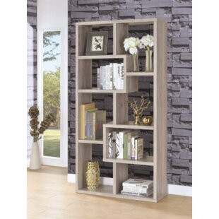Reviews Harkless Bookcase ByWrought Studio