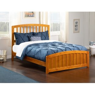 Comparison Gammage Queen Panel Bed by Latitude Run Reviews (2019) & Buyer's Guide