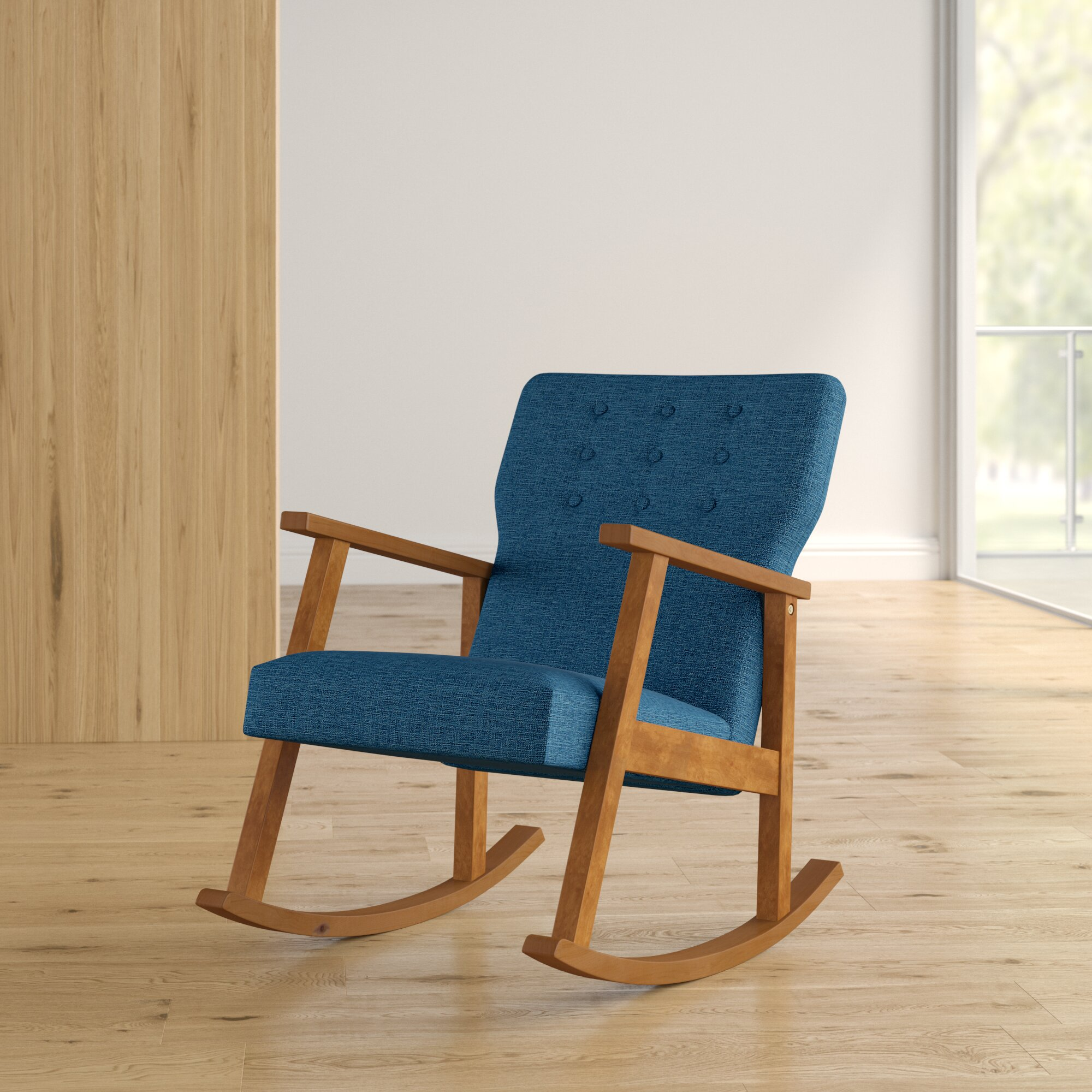 Picture of: Fabric Rocking Chairs You Ll Love In 2020 Wayfair